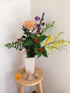 我が家の花瓶
